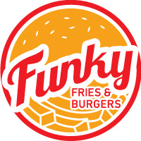 funky fries and burgers where funky eating begins